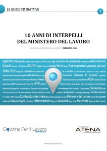 10 anni di interpelli